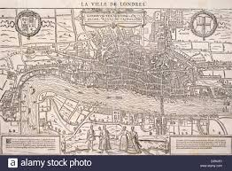 Rouen France Map by Heraldry Coat Of Arms France City Arms Rouen Wood Engraving