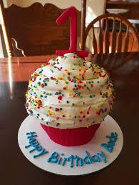 cupcake magnificent giant cupcake cake large cupcake pan baby