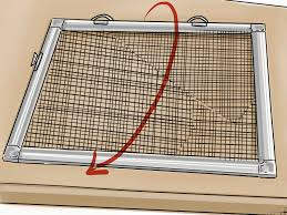 Mobile Window Screen Repair How To Make A Window Screen 11 Steps With Pictures Wikihow