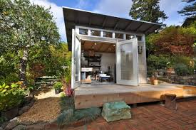 Sheds For Backyard Prefab Office Pods 14 Studios U0026 Workspaces Made For Your Backyard