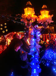 Zoo Lights Pt Defiance by Holiday Lights Displays Model Train Festival Comedy Plays