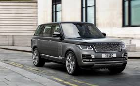 range rover autobiography 2018 range rover autobiography debuts with phev option lwb only