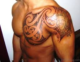70 famous maori tattoos on shoulder