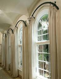 bathroom window coverings ideas arched window treatment idea creative of arched window curtains