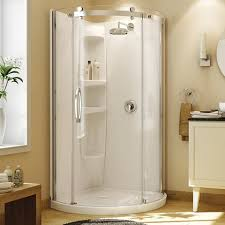 36 Shower Doors Olympia 36 Shower Door W White Base By Maax Surplus