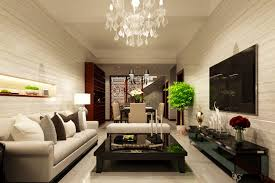 Living Room Design Examples Captivating Interior Design For Living Room And Dining Room With