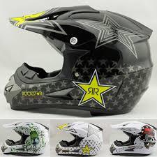 rockstar motocross helmet rockstar cascos capacete motorcycle helmet atv dirt bike downhill