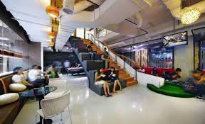 Coolest Architecture In The World Coolest Office Spaces Around The World Business Insider