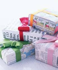 gift wrapped boxes creative gift wrapping ideas real simple