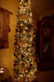 pencil tree lights decoration