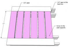 Diy Outdoor Sectional Sofa Plans Ana White Build A Simple Modern Outdoor Sectional Armless