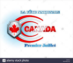 Canadian Flag Symbol Background With Maple Leaf Symbol And Canadian Flag Colors For