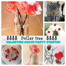 Dollar Tree Decorating Ideas Dollar Tree Valentines Decor Decorating Valentine U0027s Church