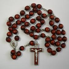 wooden rosaries wooden beaded rosaries bishop velychkovsky martyr s shrine