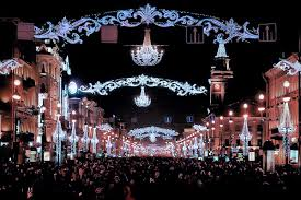 new year st 00 new year in st petersburg nevsky prospekt 05 01 13 voices