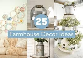 25 Gorgeous Farmhouse Home Decor Ideas You ll LOVE