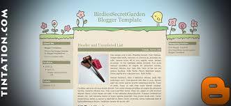 30 fun free blogger templates
