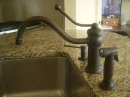 delta bronze kitchen faucets delta bronze kitchen faucet