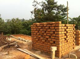 brick house mud brick house workshop build with earth in ghana arch student com