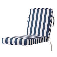 Outdoor Chaise Lounge Cushions Home Decorators Collection Sunbrella Maxim Regatta Outdoor Chaise