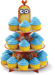 Minion Cake Decorations Despicable Me Birthday Parties
