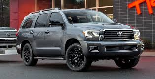 toyota 2017 usa 2018 toyota sequoia features