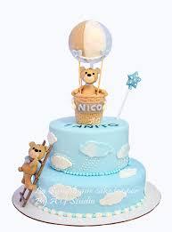 air cake topper cake topper hot air balloon birthday topper