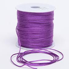 rattail cord 2mm satin rat cords wholesale bbcrafts