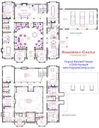 rpg floor plans baby nursery castle building plans randwulf castle floor plan