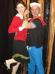 Dos Equis Halloween Costume Coolest Homemade Popeye Olive Oyl Costumes Perfect Fit
