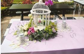 bird cage decoration how to decorate a shabby chic birdcage weddingbee