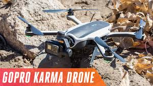 gopro u0027s karma drone is easy to fly but i still broke it the verge