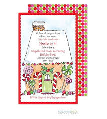 holiday cookie exchange invitation wording ideas christmas party