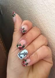 sailor jerry inspired nail art sailor jerry