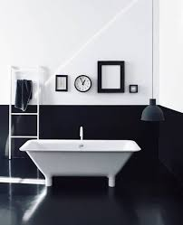 Black And White Bathroom Decorating Ideas Bathroom Black And White Tile Bathroom Decorating Ideas Photos