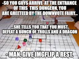 Dungeons And Dragons Memes - yup the dungeon master is a meme addict imgflip