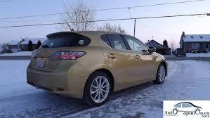 essai lexus ct200h f sport auto opinion ca essai routier lexus ct200h 2012