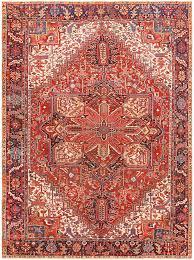 Antique Heriz Rug Antique Room Sized Persian Heriz Rug 48315 By Nazmiyal