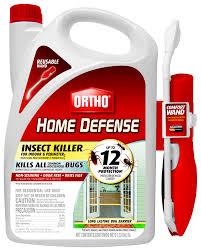 Black Flag Bug Spray Ortho Home Defense Insect Killer For Indoor U0026 Perimeter
