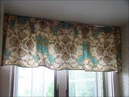 modern kitchen valance beautiful teal kitchen curtains taste