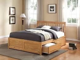 chambre adulte bois grand lit pas cher chambre adulte avec grand lit en bois clair