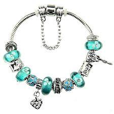 bracelet charm pandora images White birch charm bracelet charms pandora green xmas jpg