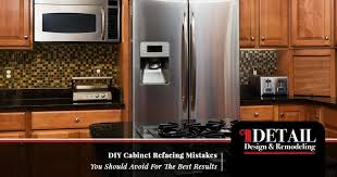 how do you reface kitchen cabinets yourself cabinet refacing atlanta diy mistakes to avoid with kitchen
