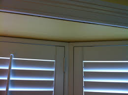 interior shutters on bay windows cleveland shutters