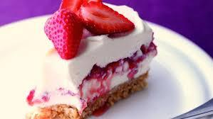 cuisine mascarpone summer strawberry mascarpone and coconut cheesecake recipes