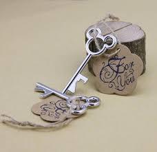 key bottle opener wedding favors wedding favor skeleton key bottle opener with for you tag sted