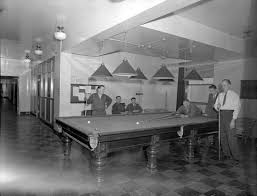 shaughnessy hospital billiards room city of vancouver archives