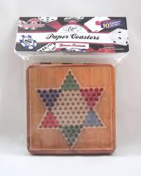 game board coasters 101 wine street
