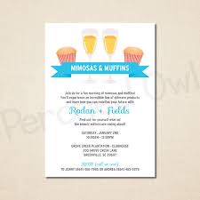 Invitation Cards Business Mimosas U0026 Muffins Invitation Direct Selling Business Launch