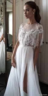 Wedding Dress Trend 2018 Best 25 Fringe Wedding Dress Ideas On Pinterest One Strap